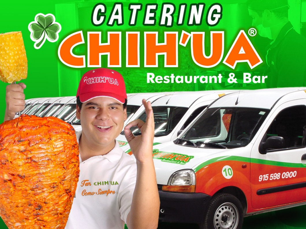 Why choose Chih'ua Restaurant & Bar to cater your event?